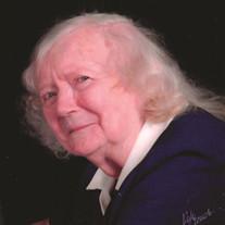Jacqueline Ann Prewitt Green