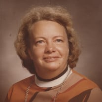 Marjorie Frances Travis