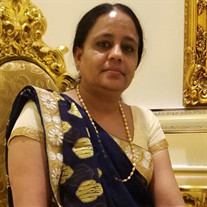 Mrs. Raibahen Patel of Elgin