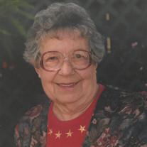 Florence Catherine Sherlock