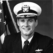 Capt. James Claude Rodgers, Jr. USN (Ret.)