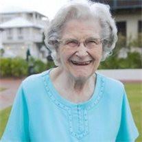 Ethel Louise Middlebrook