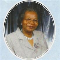 Mrs. Ora Lee Burage