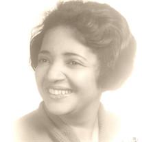 Wilhelmina Beatrice Robinson