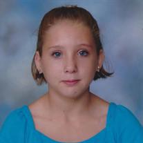 """Jessica Megan Dayvon """"Lil Bit"""" Friel"""
