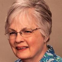 Nancy Sharon Overall