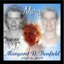 Margaret R. Benfield