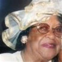 Mrs Martha Myles Ruben