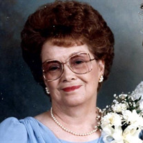 Vera Beatrice Boatwright