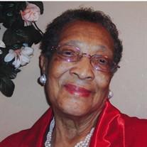 Mrs. Dorothy Elizabeth Buford