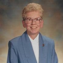 Sister Mary Nora Kelley, RSM