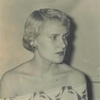 Clara Sue Anglin