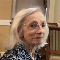 Mrs. Dorothy Joanne McWhorter