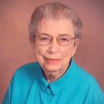 Eva Mae Ritenour