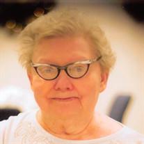 """Ruth """"Bernice"""" Peel"""