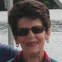 """M. Elizabeth """"Peg"""" Snyder"""