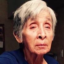 Mrs. Maria Ramirez