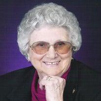 Lorene Mashburn Jacobs