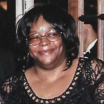 Ms. Rosa Mae Clemons- Parker