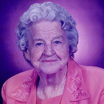 Dorothy Irene Turner Cromer
