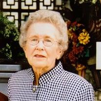 Mrs. Hilda Viriginia Ross Holley