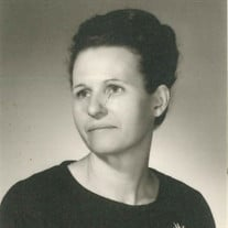 Ruthie Waltz Sayre