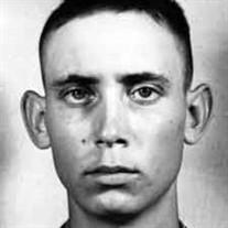 USMCPfc Billy Edward Johnson