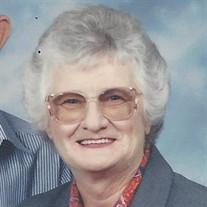 Claudine June Hightower (Hartville)