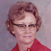 Mrs. Martha Pope Rogers