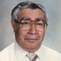 """Jose Pedro """"Pete"""" Santellanes"""