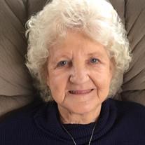 Mrs. Dessie McCoy Horne