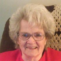 Bertha M. Mullins