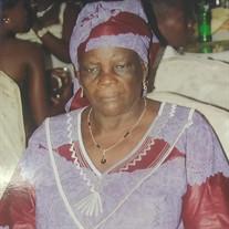 Ms. Josephine Miezi