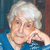 Doris Calvert Owens