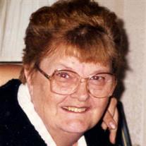 Joan  Marie (Lewis)  Allen