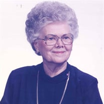 Hedwig Marie Fritz
