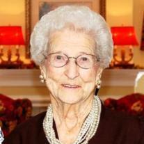 Gladys Louise Daniell