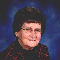 Bertha Anna Eggeman