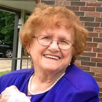 Jeanette Rachel Stafford