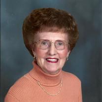 Evelyn Mae Velde