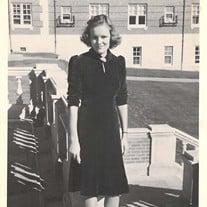 Mrs. Miriam Peake Mitchell