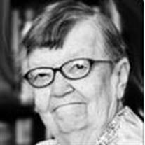 Hilda Carey RSCJ