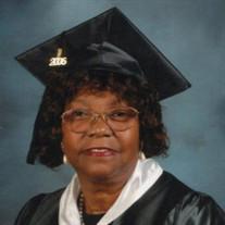 Rev.  Mary White Holmes
