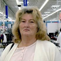 Shirley Lynn Hall Fitzgerald