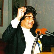 Dr. Eldoris Bonner