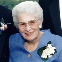 Doris B. Strebel
