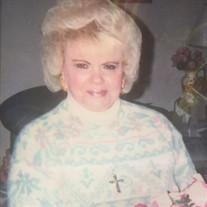 """Ms.  Janie Lou """"Hudson"""" Mockabee"""