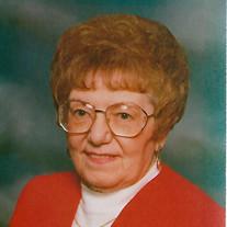 Mrs. Anna Marie Sunzeri