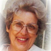 "Margaret G. Sturm ""Muggs"""