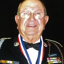 MSG Henry Hilton Burke, US Army (Ret)